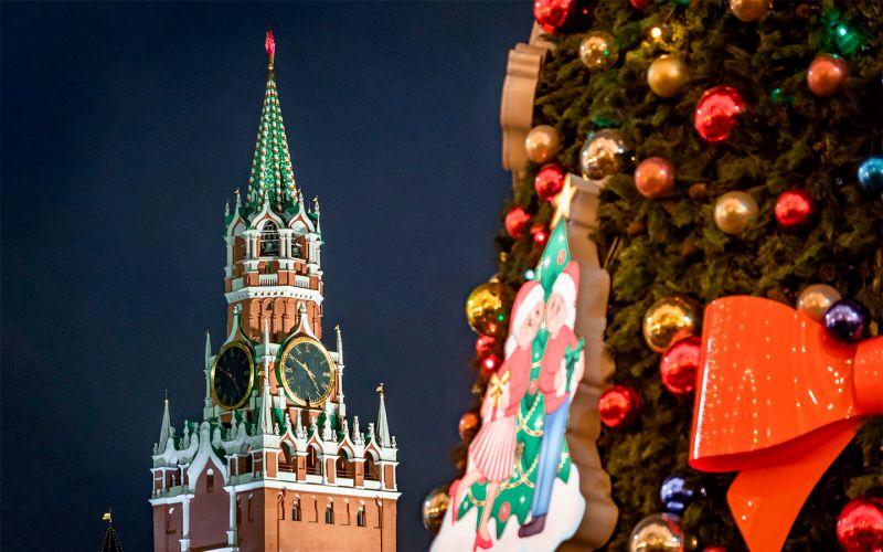 Московская ГИБДД рассказала об ограничениях движения в новогоднюю ночь