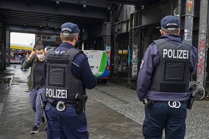 На улице в Берлине произошла стрельба