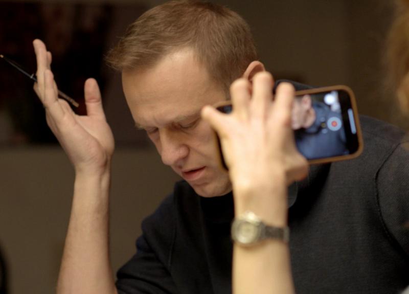 Отравленные трусы Навального будут у Путина на голове!