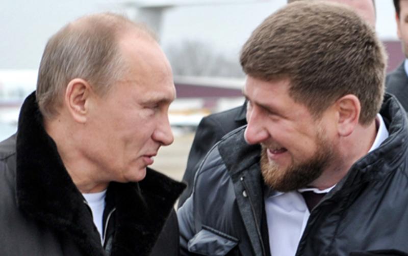 Путин заявил, что Кадыров - национальный герой! В санкциях ничего страшного нет.