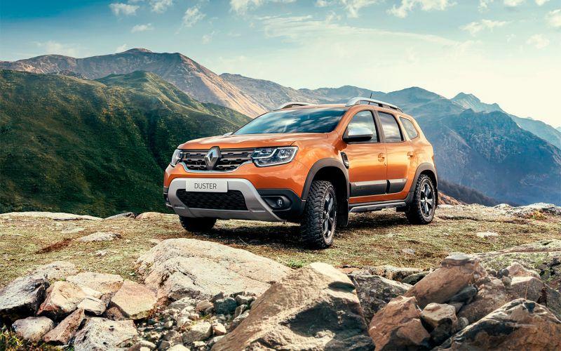 Renault представил новый Duster для России