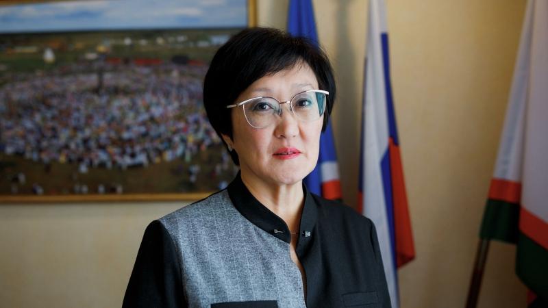 Сардана Авксентьева: уровень санитарной культуры в Якутске очень высокий