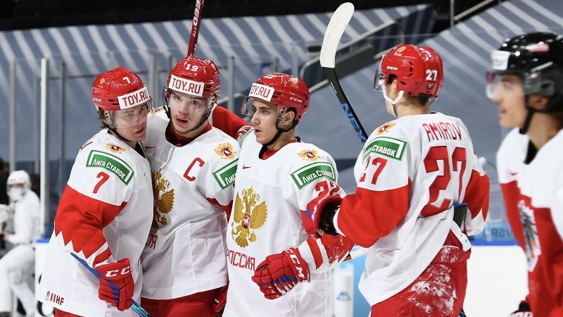 Сборная России разгромила Австрию и вышла в четвертьфинал МЧМ-2021