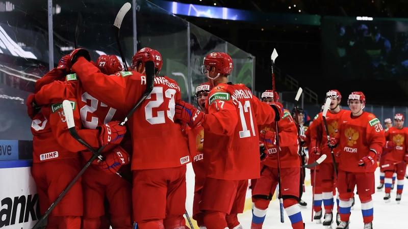 Сборная России сыграет с Германией в четвертьфинале МЧМ