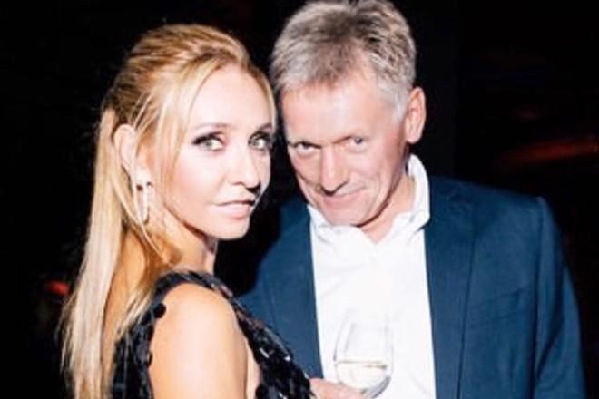 «Спасибо Путину за мужа»: Навка откровенно рассказала о Пескове