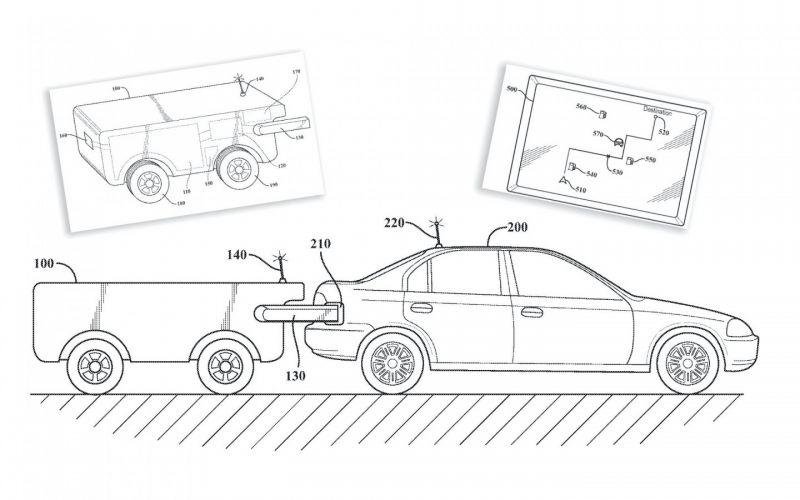 The Drive: Toyota запатентовала беспилотный автомобиль-дозаправщик