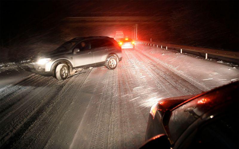 Топ-7 типичных ошибок водителей зимой. Видео о том, как нельзя ездить