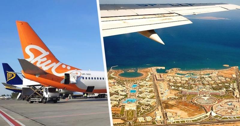 Туристы массово поехали в Хургаду на праздники: аэропорт заявил о самом большом наплыве с начала пандемии