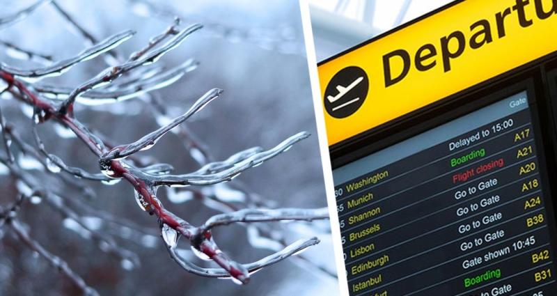 Тысячи туристов застряли в аэропортах Москвы перед Новым годом: ни социальной дистанции, ни праздника