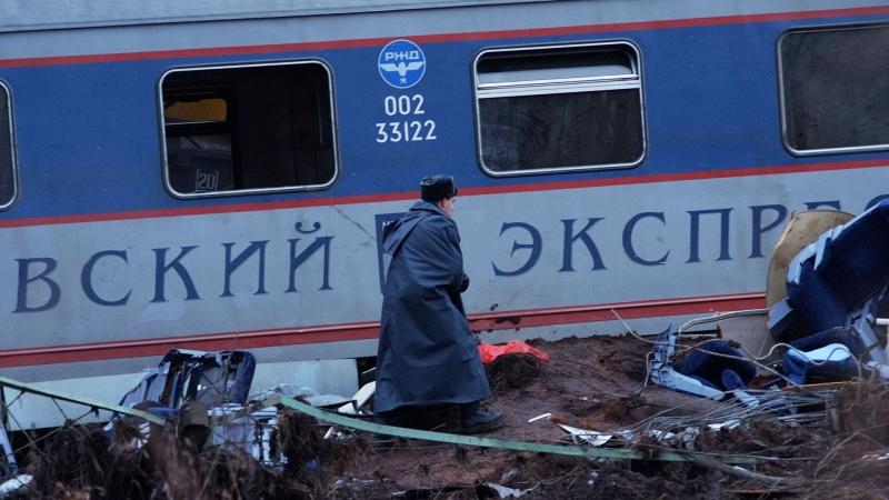 """Умерла россиянка, выжившая в двух крушениях """"Невского экспресса"""""""
