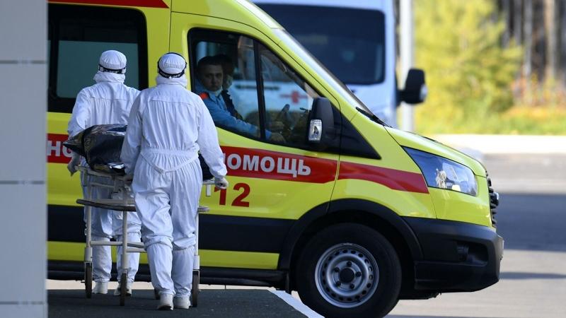 В Москве выявили 6566 новых случаев коронавируса