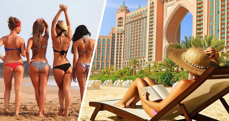 В ОАЭ расцвёл секс-туризм