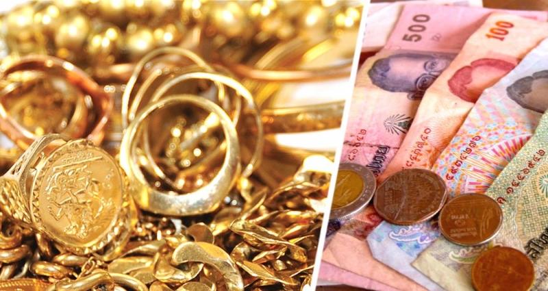 В Таиланде из-за отсутствия туристов жители распродают золотые украшения, чтобы не умереть с голоду