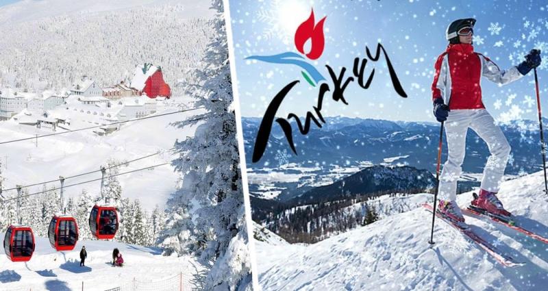 В Турции озвучили подробности о российских чартерах на горнолыжные курорты